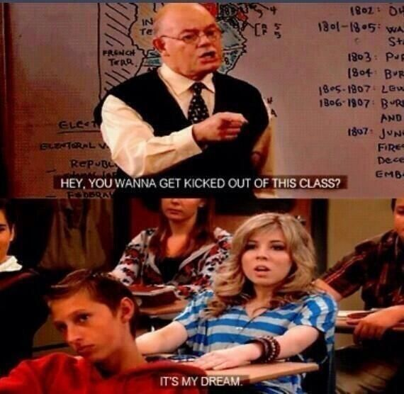 I could name a class or two...