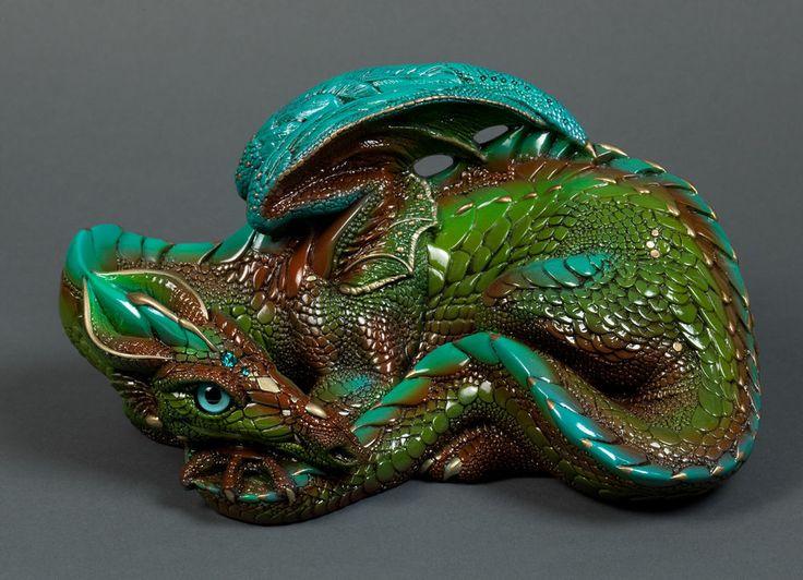 Best 25+ Dragon Figurines Ideas On Pinterest