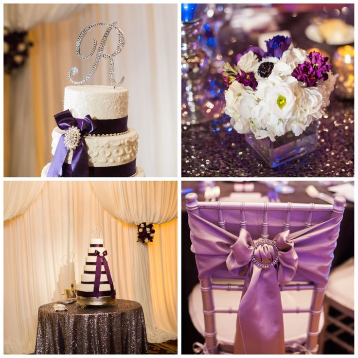 66 best Purple images on Pinterest Chair covers Denver and