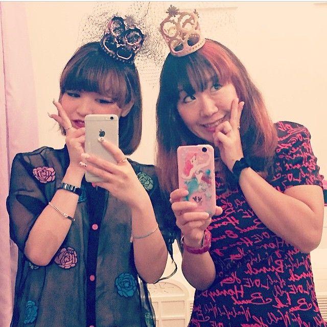 Regram @hanako_k_ wearing WND.LND!! #wndlnd #dressups #selfie