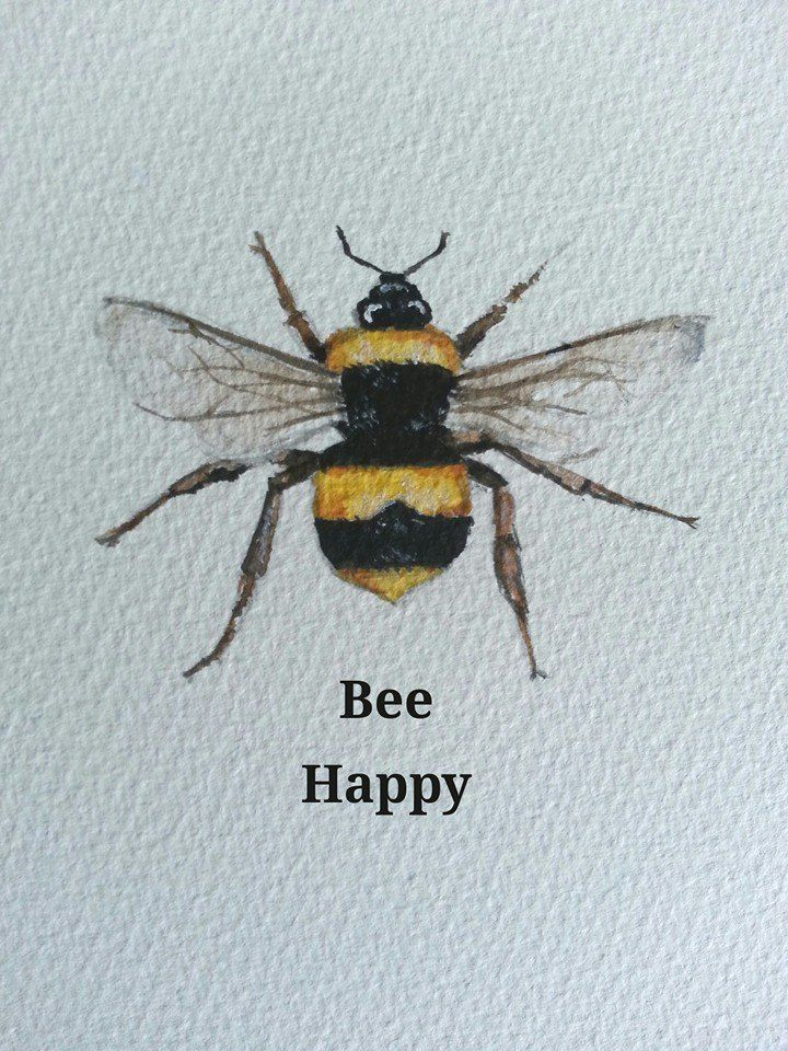 One of my little Bees spiderspellarts@hotmail.co.uk