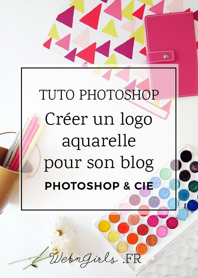 Vous rêvez d'un logo aquarelle pour votre blog? Je vous montre dans ce tutoriel comment créer un logo ou une bannière façon aquarelle très facilement avec Photoshop grâce à l'utilisation de brushes. Vous pourrez également retrouver ce tutoriel en vidéo sur la chaîne Youtube du blog (vidéo en fin d'article). Les ressources nécessaires Des brushes …