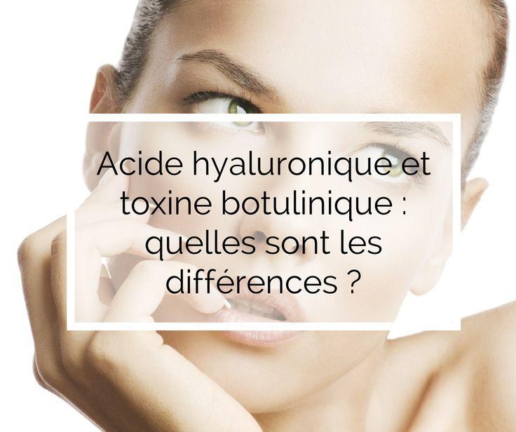 Beaucoup de personnes ont encore du mal à voir la différence en acide hyaluronique et toxine botulinique, pour en savoir plus c'est à découvrir : http://zestetik.fr/magazine/acide-hyaluronique-et-toxine-botulinique-quelles-sont-les-differences/ www.spaarabat.com #Rabat #Spa #Selection