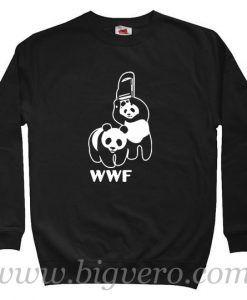 WWF Pandas Sweatshirt Size S-XXL