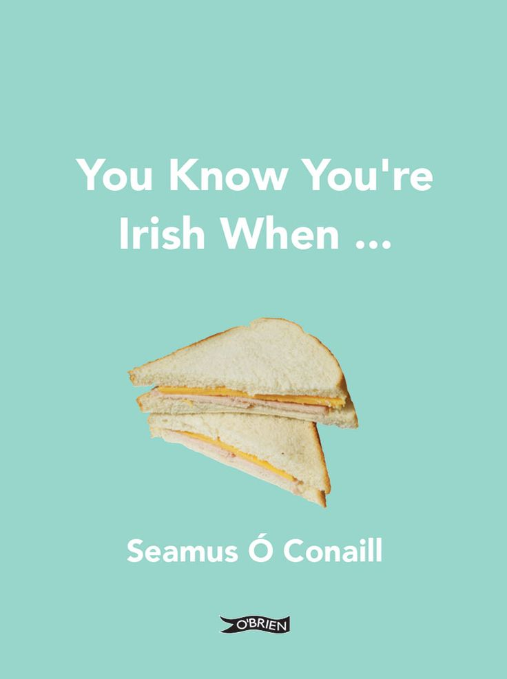 You Know You're Irish When ... by Seamus Ó Conaill
