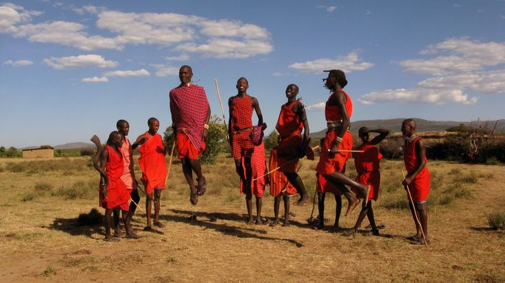 The Maasai people have long inhabited the feral plains straddling the border of Tanzania and Kenya. The world of the Maasai operates according to values radically different from our own. Despite the rapid modernization of neighbouring urban centres and peoples, the Maasai have remained remarkably resistant to outside influence and strive, generation to generation, to preserve their unique way of life.