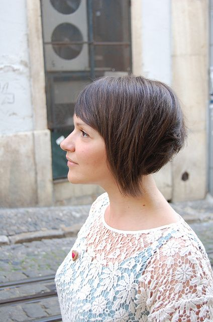 bowl haircut by wip-hairport, via Flickr: Photo Shared
