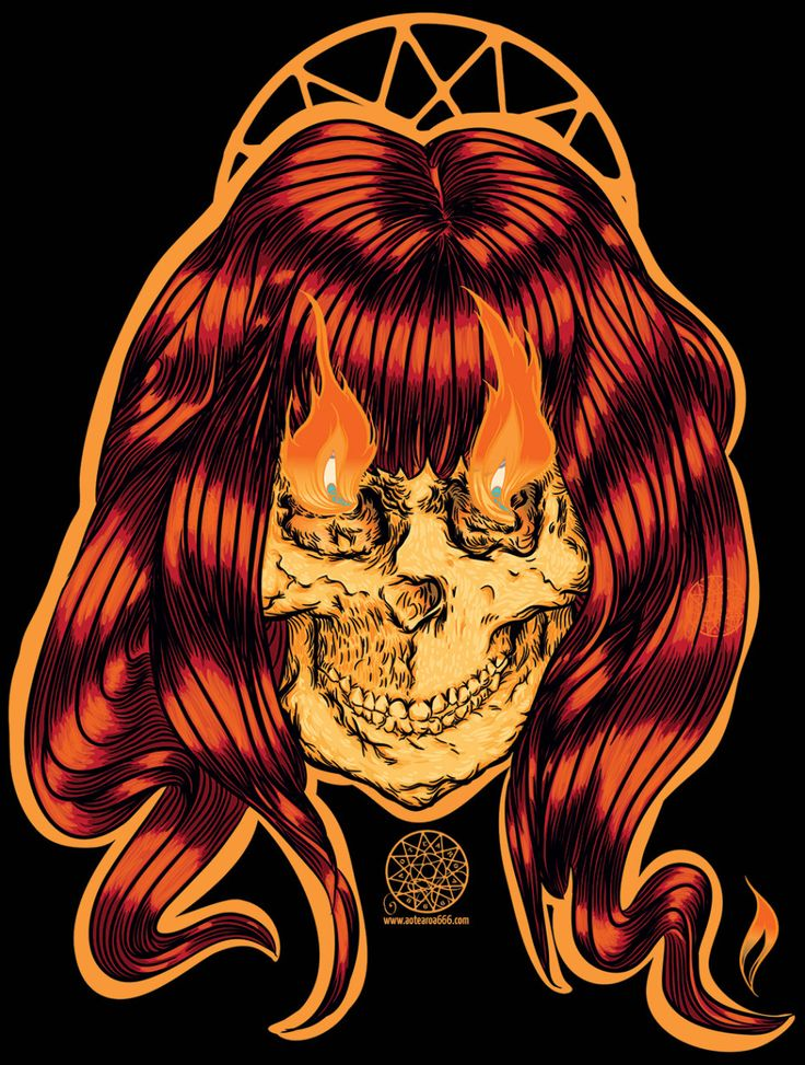 FLAME GHOUL
