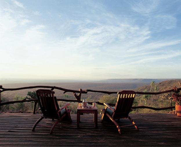 edVenture Retreat safari venue Loisaba, Laikipia area, Kenya.