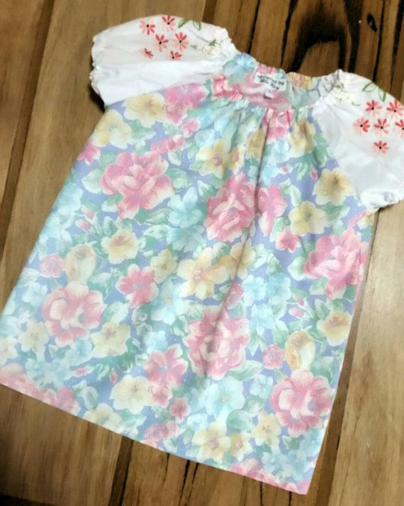 Check out this item in my Etsy shop https://www.etsy.com/au/listing/506709699/girls-smock-dress-size-3-with