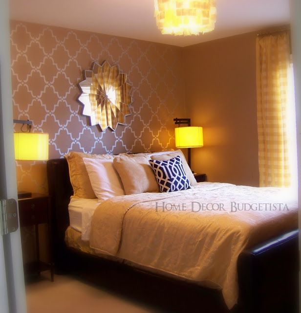 Bedroom Paint Ideas Accent Wall 114 best olympic paint color in real homes images on pinterest