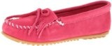 Minnetonka Women's Kilty Moccasin