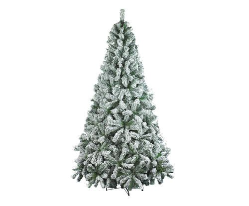 Albero decorativo artificiale dolomiti h 240 cm Colore verde  ad Euro 269.00 in #Crido consulting srl #Home decoraccessories christmas