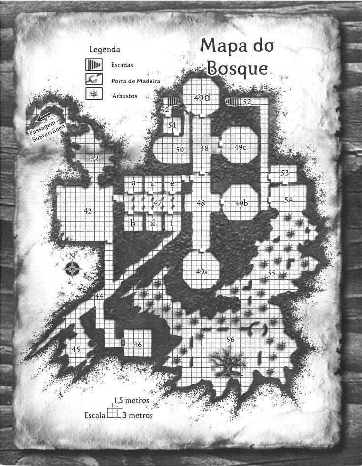 CORDELL, R. Bruce. Dungeons & Dragons Aventura 1 – A Cidadela Sem Sol Uma Aventura Para Personagens de 1º nível. - segunda contracapa