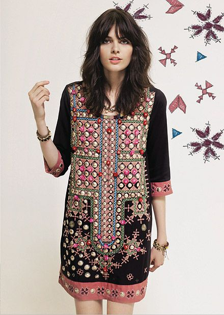 """Rapsodia - company in South America - This dress is listed as """"Tak Suan"""" (designer? label?)"""
