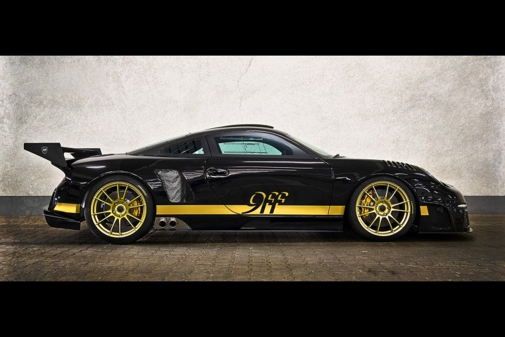7. 9ff GT9-R — 1,120 hp at 6,400 rpm: Surely if John Hennessey's hyper-modified Lotus Elise/Exige counts, so does the 9ff GT9-R. 9ff starts with a basic 911, stretches it to allow for a proper midengine layout and then drops in a 4.0-liter twin-turbocharged flat-6 good for 1,120 hp. Top speed: 260 mph.