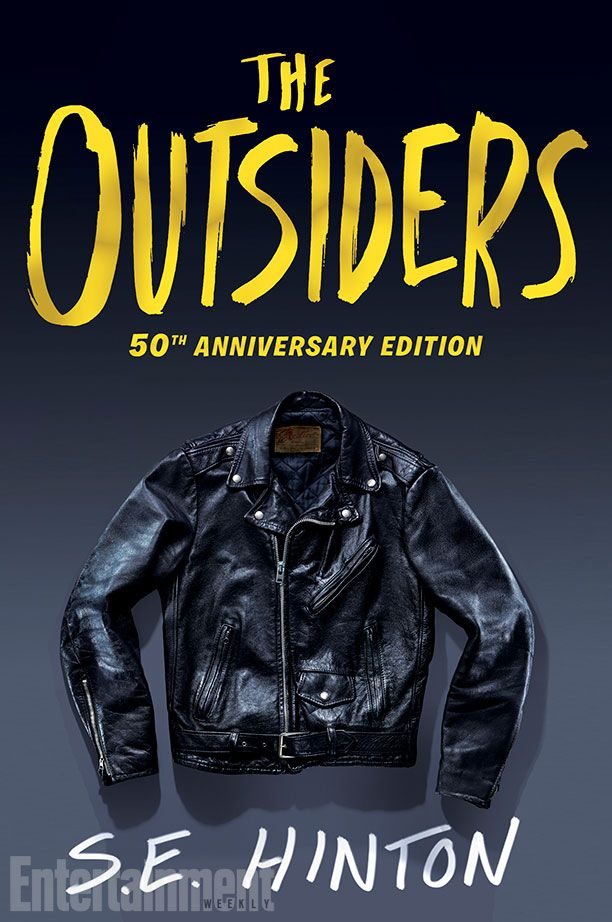 This year, The Outsiders, S.E. Hinton's classic novel of Greasers and Socs — which she published at the unbelievably young age of 16 — is...