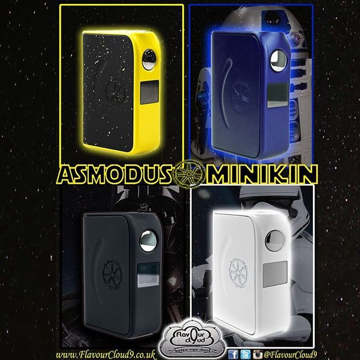 in Stock Now!There is also #PURPLEminikin #vape #vapers #vapegear# #vapecloud #vaping #vapeshop #vapepics…