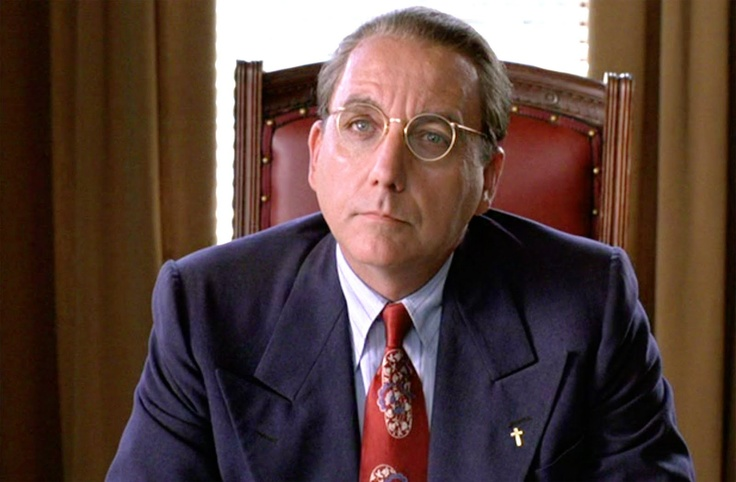Bob Gunton as Warden Samuel Norton (The Shawshank ...