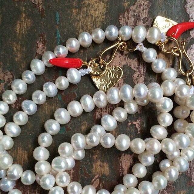 Perlas muchas perlas