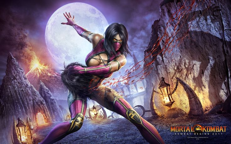 Mileena Mortal Kombat X | Mileena Mortal Kombat 9 Wallpaper