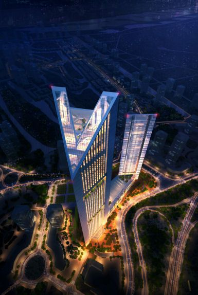 VietinBank Business Centre (Vietnam) - Foster + Partners