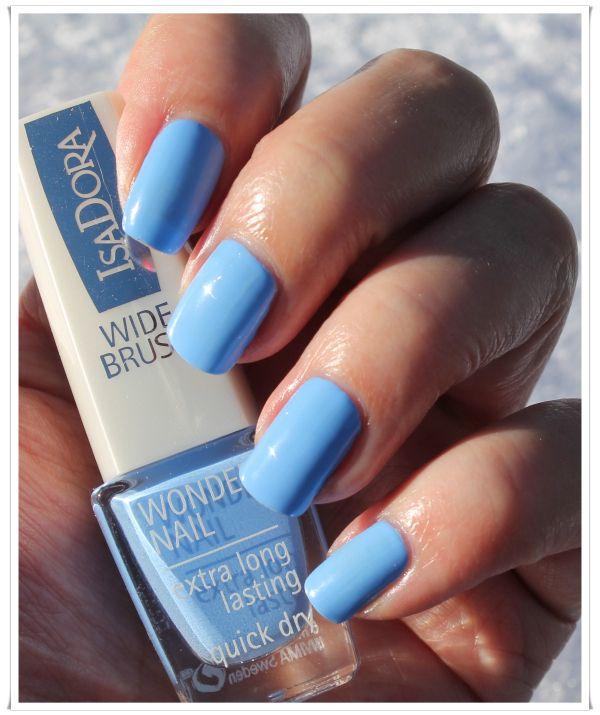 IsaDora Scuba Blue