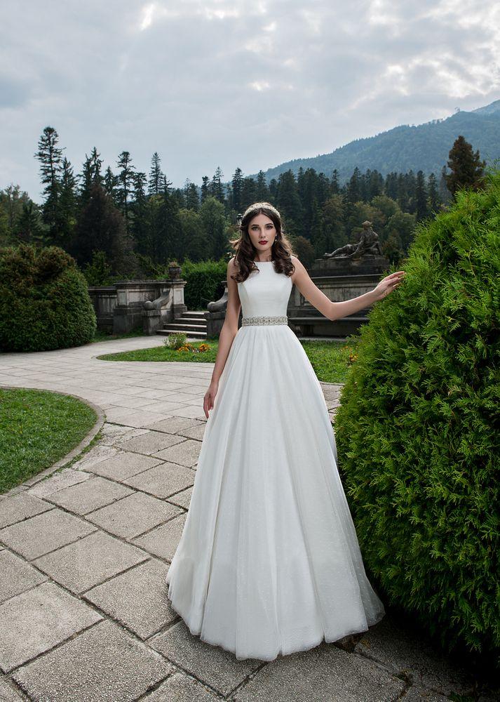 Rochia de mireasa Marilena din Colectia Charming