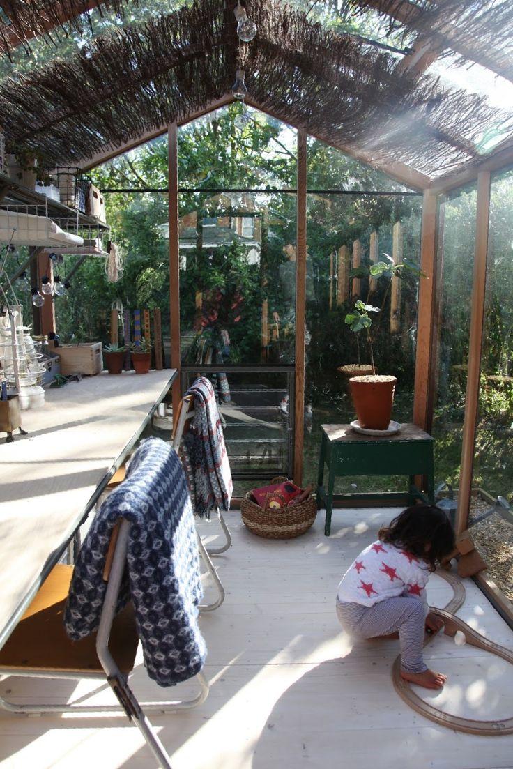 junkaholique: greenhouse
