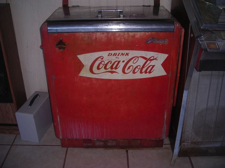 how to get refrigerator from coca cola
