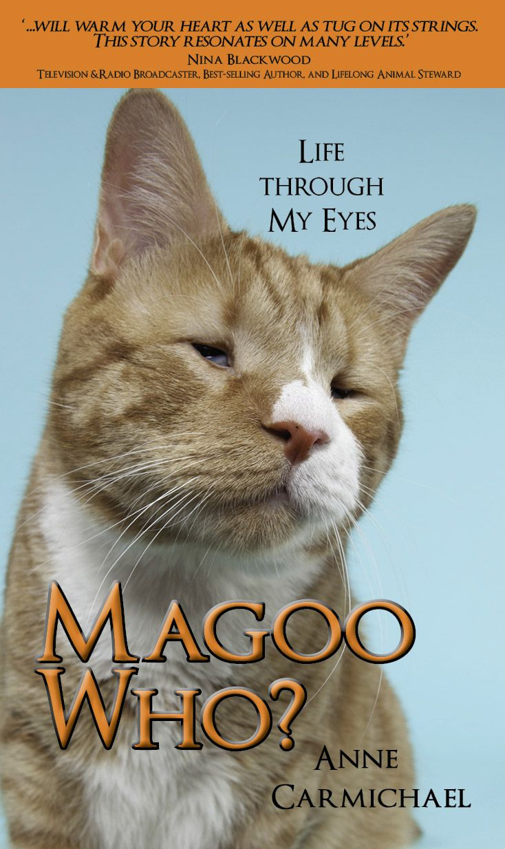 Magoo Who, by Anne Carmichael.  Out now from Cohesion Press.