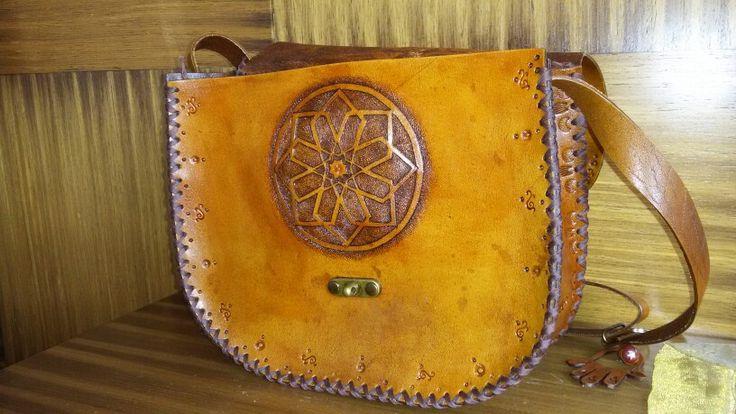 Çantanın iç yüzü, Selçuklu motifi