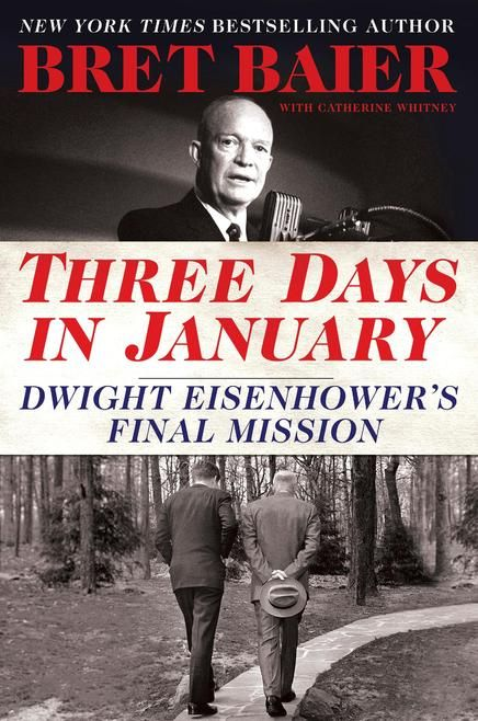Bret Baier, the Chief Political Anchor for Fox News Channel and the Anchor and Executive Editor of Special Report with Bret Baier, illuminates the extraordinary yet underappreciated presidency of Dwight Eisenhower by taking readers into Ike's last days in power.