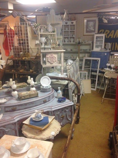 best Antiques  Consignments  Thrift  on Pinterest