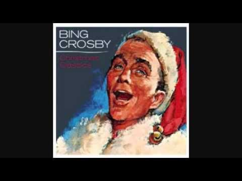 White Christmas with Bing Crosby.  You don't even need a fireplace for this one.  It warms the living room when you turn it on.