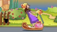 Aduna Florile cu Flora