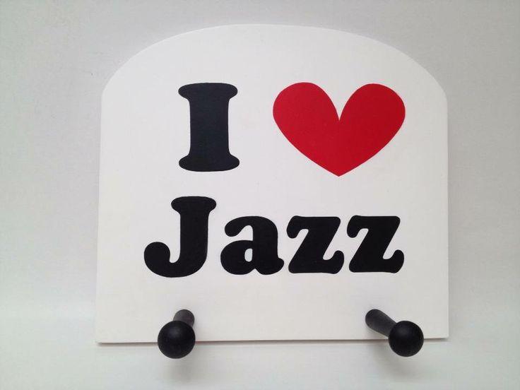 I love jazz hanger for jazz dancers