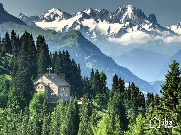 A louer Villars sur Ollon Suisse Chalet de Montagne, découvrir 'Maison de Montagne de Bretaye' Location de vacances 10 personnes N°49146 IHA : local à ski