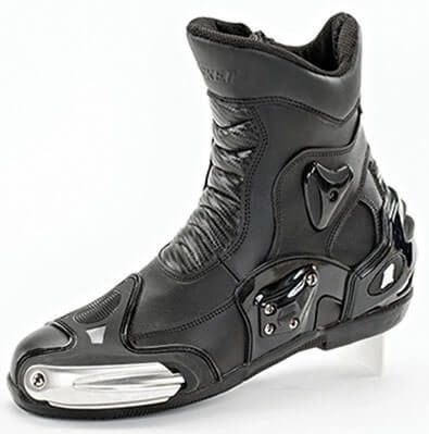 Joe Rocket Men's Superstreet Leather Motorcycle Boot