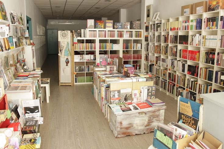 248 melhores imagens de nuevos puntos de venta no pinterest sa das barcelona e arrumadores - Librerias torrelavega ...