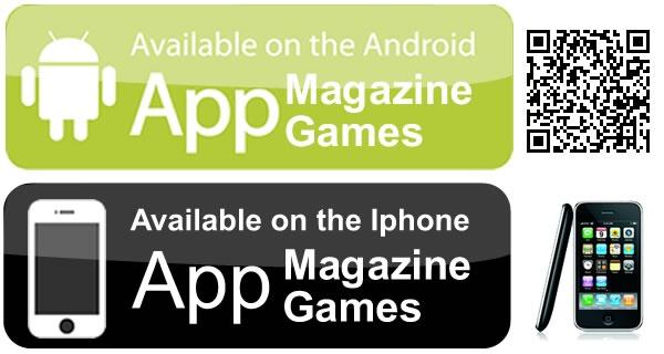 Aplicación Android e Iphone de MagazineGames.com    http://www.magazinegames.com/aplicacion-android-e-iphone-de-magazinegames-com/