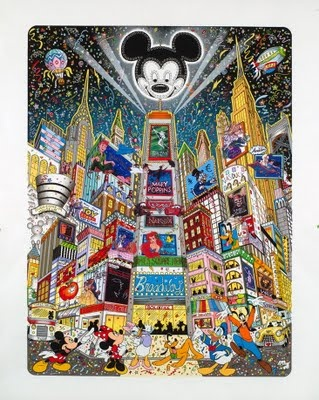 charles fazzino disney 3d pop art pop pinterest pop art disney cruise plan and art. Black Bedroom Furniture Sets. Home Design Ideas