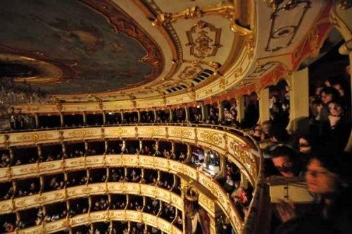 Loggioni al Teatro Regio-Love Parma