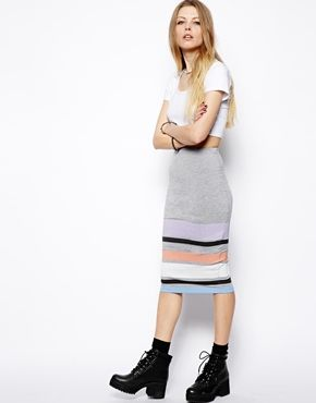 Ruched maternity skirt inspiration