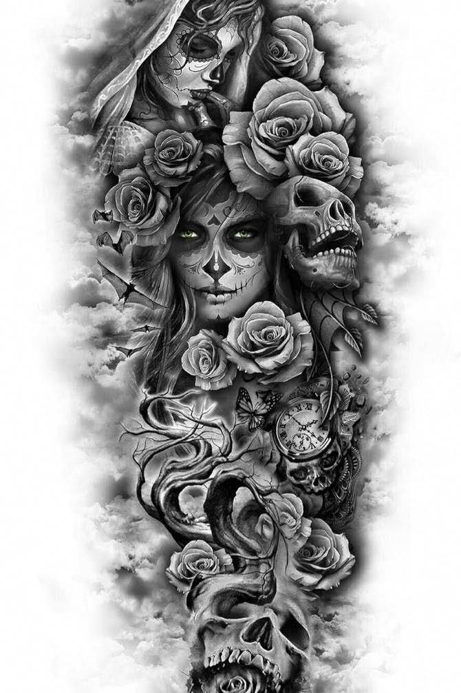 Sleeve Tattoo Design Tattoo Sleeve Designs Sleeve Tattoos