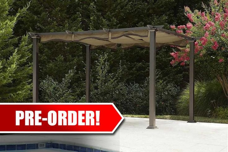 50 Best Replacement Canopies For Gazebos, Pergolas, And
