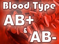 Your blood type may explain why you digest some types of foods better than others. Find how to eat right for blood type AB positive and AB negative.