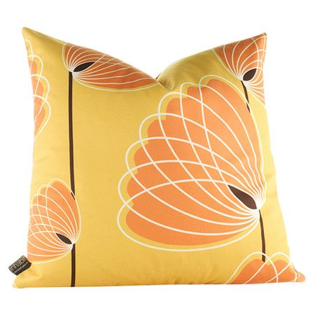 Modern Lotus Pillow : 77 best images about Design - Patterns/Prints Inspiration on Pinterest