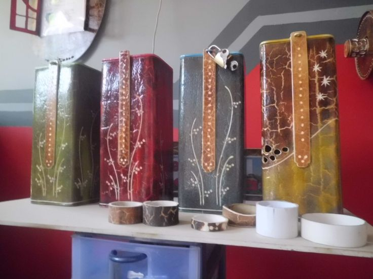 Celengan Gembok warna kombinasi dengan bahan PVC