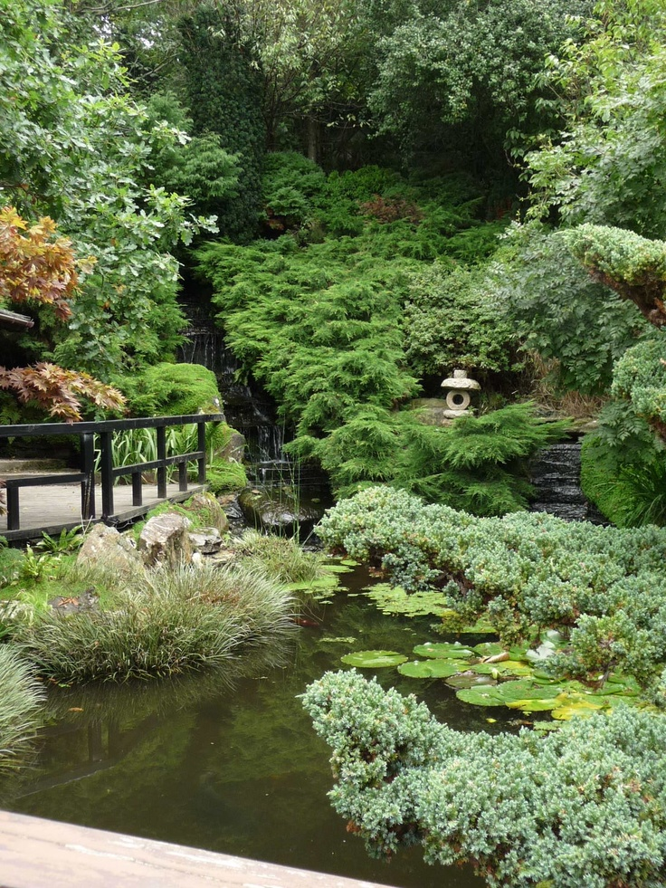 243 Best Japanese Gardens Images On Pinterest